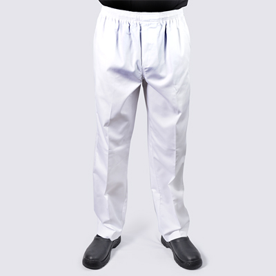 Chef Pants in White Colour