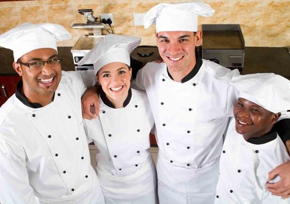 Student Chef Uniforms