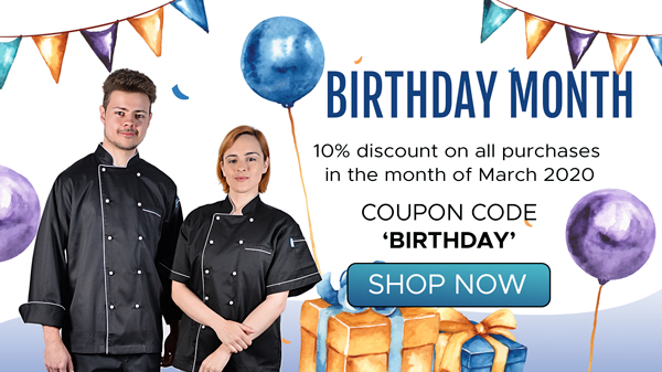 birthday banner offer 10off edm