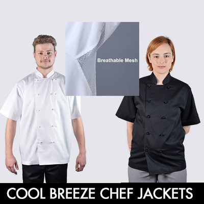 cool breeze chef jackets category