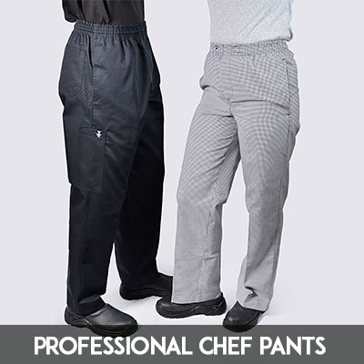 professional chef pants commercial kitchen