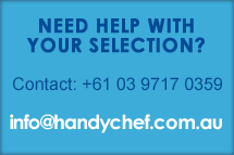 Need help with your selection? Contact 03 9717 5901