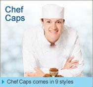 Chef Caps for chefs