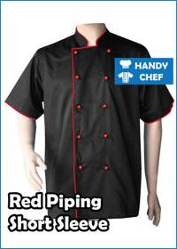 black-short-red-piping