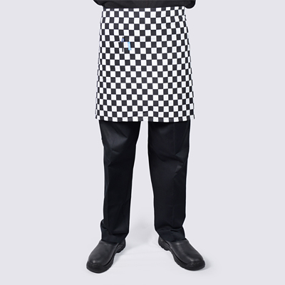 Bistro Aprons Diamond Checkered