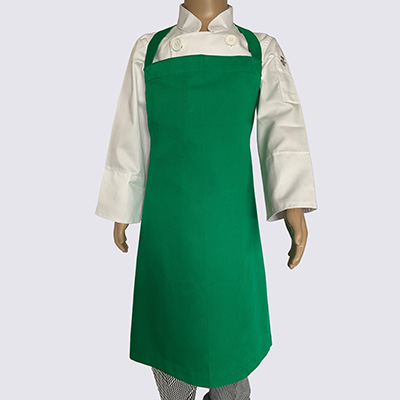 Green Junior Chef Aprons