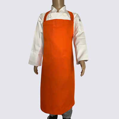 Orange Junior Chef Aprons