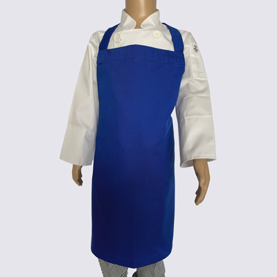 Royal Blue Junior Chef Aprons