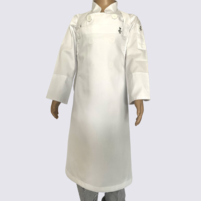 White Junior Chef Aprons