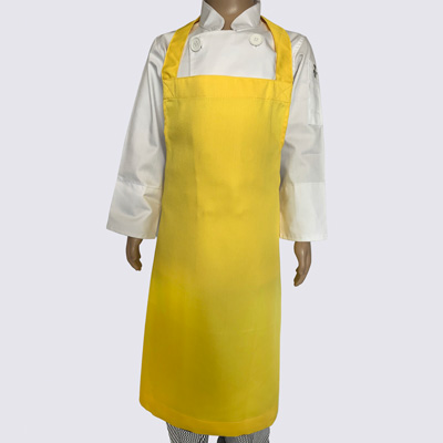 Yellow Junior Chef Aprons 400