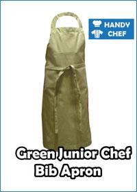 junior-green-bib-apron