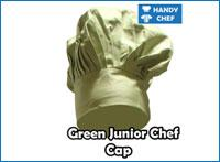 junior-chef-green-cap