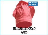 junior-chef-pink-cap