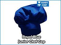 junior-chef-royal-blue-cap