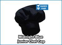 Midnight Blue Junior Cap