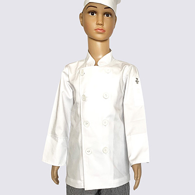 Kids Chef Jacket only