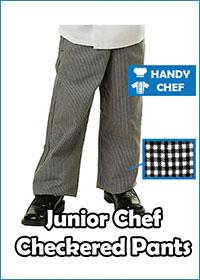 Junior Chef Pants Only