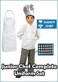 Junior Chef Complete Kit