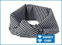 checked-neckerchief