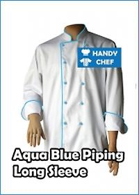 aqua-blue-long-sleeve-white-jacket