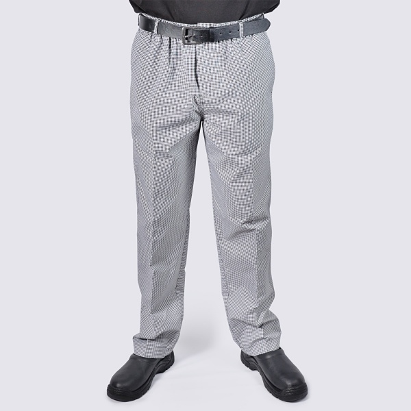 Checkered 3 in 1 Chef Pant