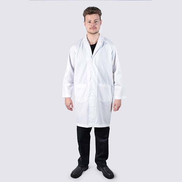 Lab Coat for food industry